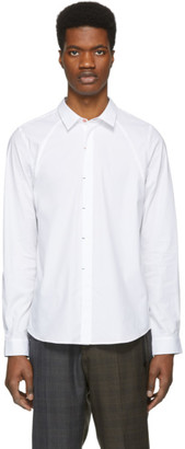Paul Smith White Slim Shirt