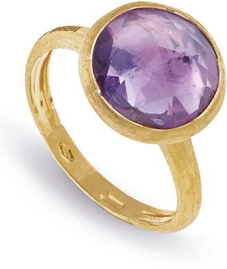 Marco Bicego Yellow Gold and Amethyst Jaipur Ring