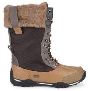 Brie Faux-Fur Lined Snow Boots