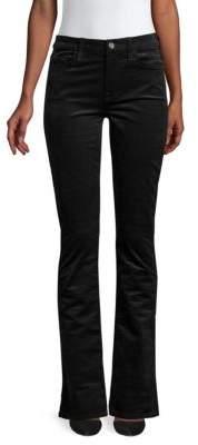 Slim-Fit Bootcut Jeans