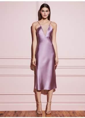 528b19582d70 Fleur Du Mal Bias Slip Dress - ShopStyle