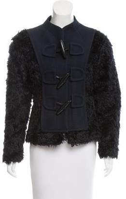 Marc Jacobs Faux Fur Jacket w/ Tags