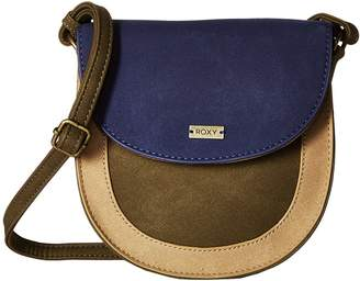 Roxy Winter and Coconut Small Crossbody Cross Body Handbags