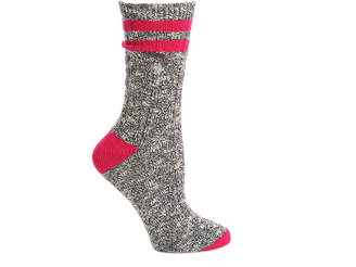 Sorel Stripes Crew Socks - Women's