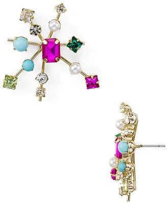 RJ Graziano Starburst Stud Earrings