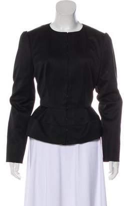 Burberry Wool Evening Jacket