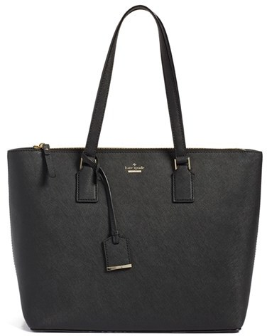 Kate Spade New York 'Cameron Street - Lucie' Tote - Black