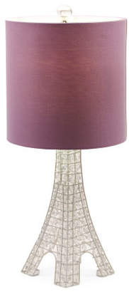 Kids Bling Eiffel Tower Accent Lamp