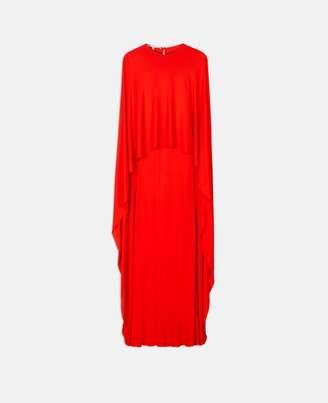 Stella McCartney eilise lipstick evening gown