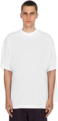 Y/Project Layered Cotton Jersey T-Shirt