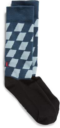 Richer Poorer Drive Everyday Crew Socks