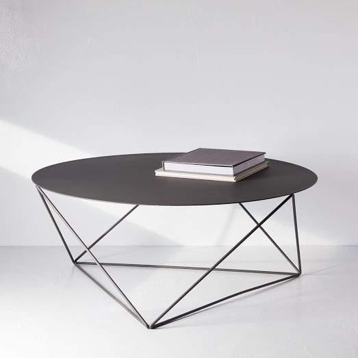 Amigo Modern Octahedron Coffee Table