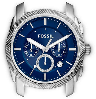 Fossil Machine Chronograph Stainless Steel Case