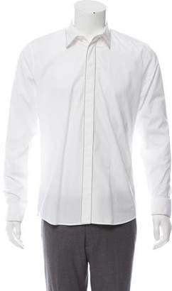 Givenchy Accented Button-Up Shirt