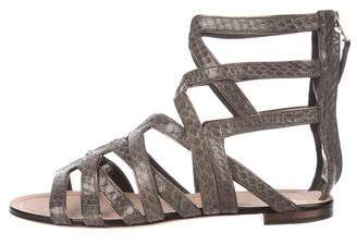 Brian Atwood Gladiator Sandals