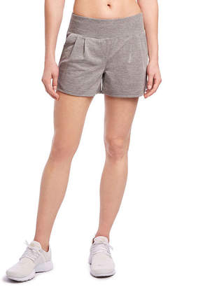 Jockey Womens Mid Rise Stretch Pull-On Short
