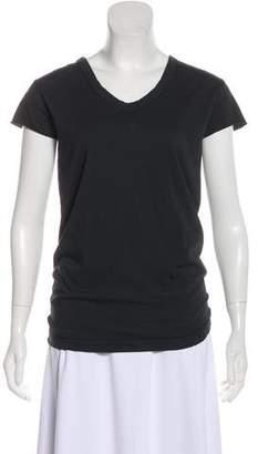 Tomas Maier Short Sleeve Knit T-Shirt