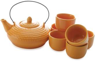 Maxwell & Williams Jozo Seven-Piece Porcelain Teapot Set