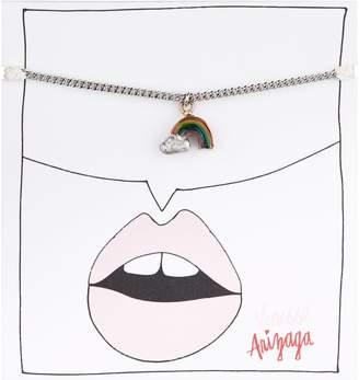 Venessa Arizaga Rainbow Cloud Bracelet
