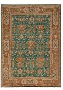 Oushak Collection Oriental Rug, 6'4 x 8'6