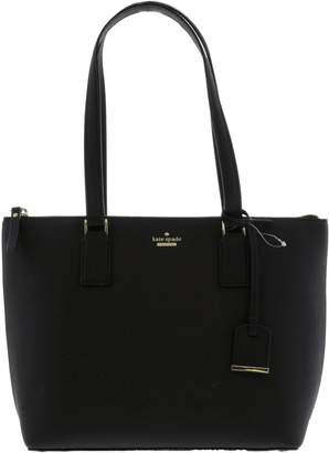 Kate Spade Women's Small Lucie Leather Tote Top-Handle Bag