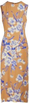 Dries Van Noten Printed midi dress