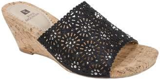 White Mountain Wedge Sandals - Adira