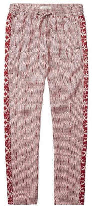 Scotch R'Belle Printed Silky Pant