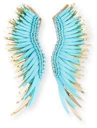 Mignonne Gavigan Madeline Beaded Statement Earrings