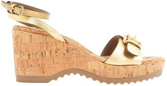 Stella McCartney Leather sandal