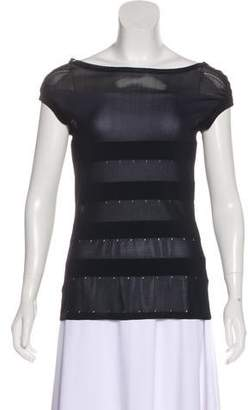 Helmut Lang Vintage Bodycon Top