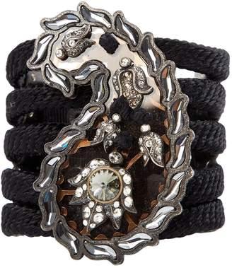 Ermanno Scervino Crystal bracelet