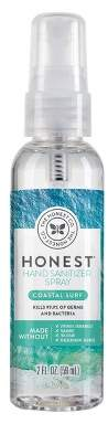 The Honest Company Honest Company Hand Sanitizer Spray Coastal Surf - 2 fl oz