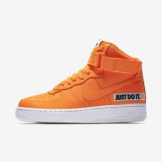 Nike Force 1 High LX Leather Women's Shoe