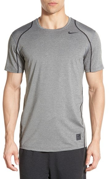 Men's Nike 'Pro Cool Compression' Fitted Dri-Fit T-Shirt