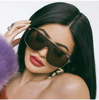 Quay x Kylie Jenner Unbothered Sunglasses