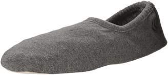 Isotoner Men's Classic Stretch Fleece Slippers