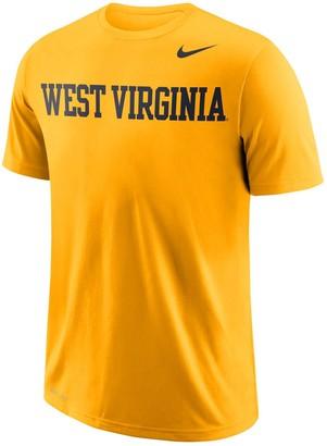 Nike Men's West Virginia Mountaineers Wordmark Tee