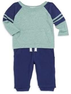 Splendid Baby Boy's Raglan Sleeve Top and Joggers Set