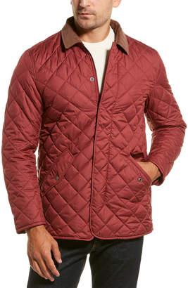 Brooks Brothers Diamond-Quilted Jacket