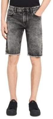 Calvin Klein Jeans Washed Denim Shorts