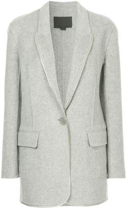 Alexander Wang single-breasted coat