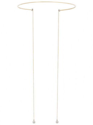 Delfina Delettrez string necklace $10,530 thestylecure.com