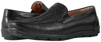 Florsheim Draft Moc Toe Woven Vamp Driver Men's Slip on Shoes