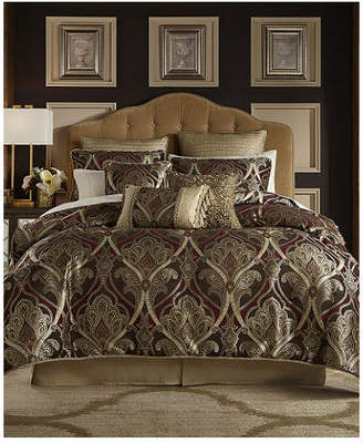 Croscill Bradney California King 4-Pc. Comforter Set Bedding