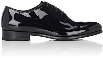 Barneys New York Men's Patent Leather Balmorals
