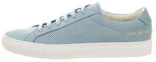 Common Projects Woman by Achilles Summer Edition Sneakers w/ Tags