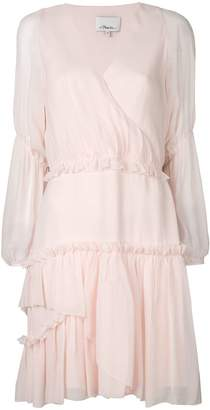 3.1 Phillip Lim asymmetric ruffled dress