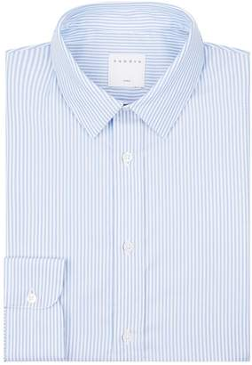 Sandro Striped Oxford Shirt