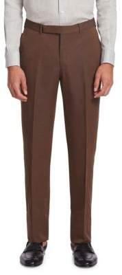 Ermenegildo Zegna Wool & Linen Trousers